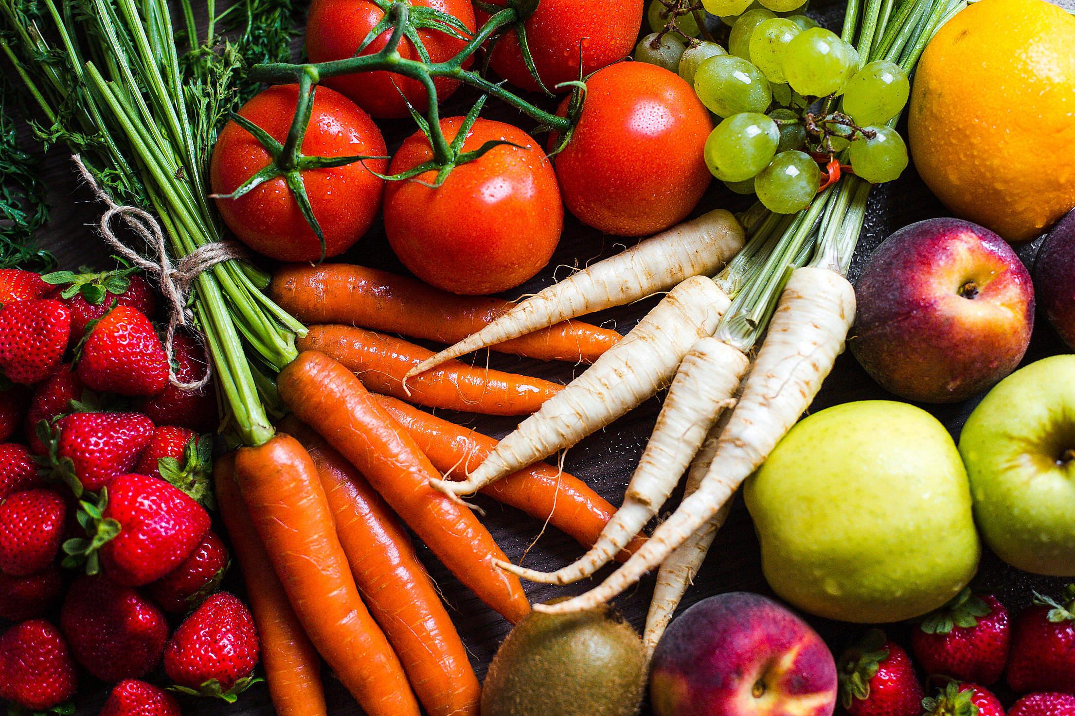 La tendencia 'verde' en alimentación dispara su crecimiento