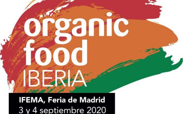 Organic Food Iberia y Eco Living Iberia cambian de fecha al 3 y 4 de septiembre de 2020