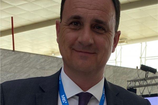 SALUDOS PRESIDENTE ASOCIACIÓN EMPRESARIAL DE CATERING AEC