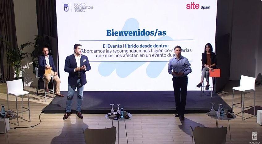 Madrid presenta los protocolos del ICTE