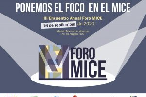 Save the date «Tercer encuentro anual foro Mice»