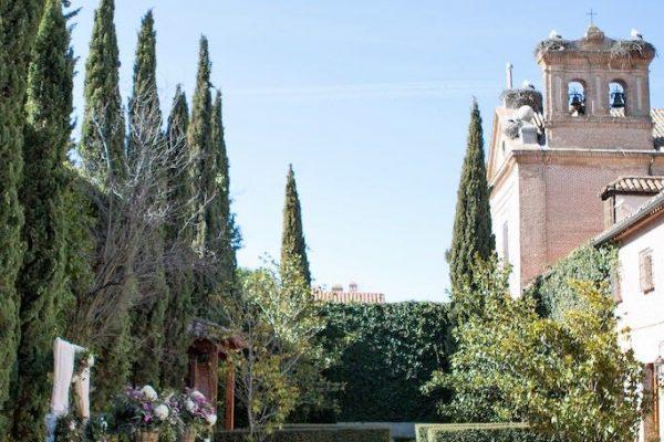 Vocalía Sedes y Espacios: Antiguo Convento de Boadilla