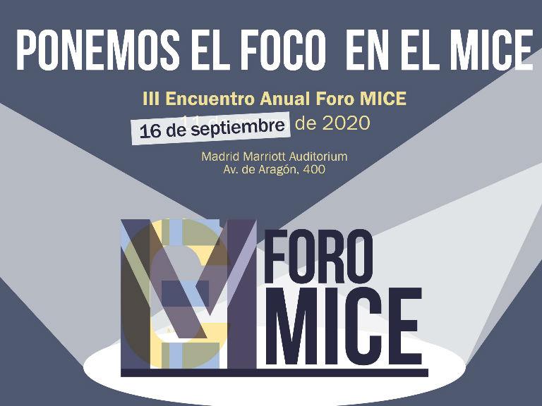AEC participa en el III Encuentro Anual Foro MICE