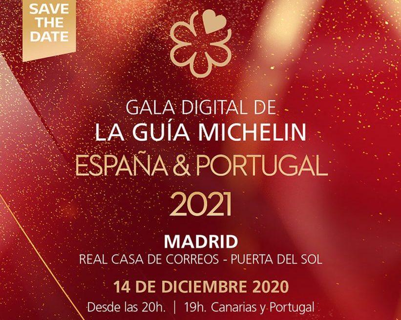 La Gala de la Guía Michelin será digital y tendrá lugar el 14 de diciembre en la Puerta del Sol