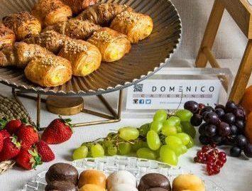 Domenico crea un catering con conciencia social