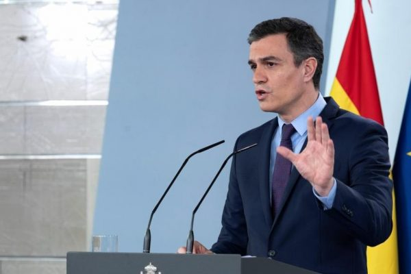 Pedro Sánchez promete 11.000 millones en ayudas a empresas y autónomos