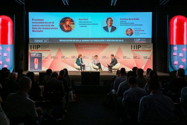 HIP 2021, el primer evento presencial en Europa
