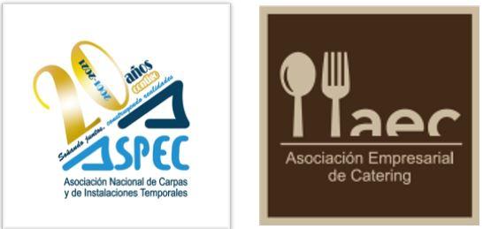 """""""ASPEC Y LA ASOCIACION EMPRESARIAL DEL CATERING (AEC)"""" FIRMAN UN CONVENIO DE COLABORACION"""