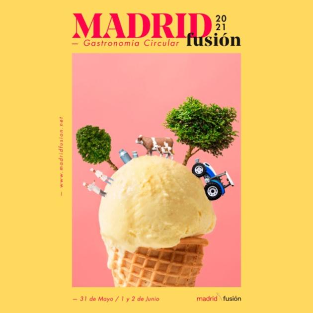 Madrid Fusión 2021 del 31 de Mayo al 2 de Junio