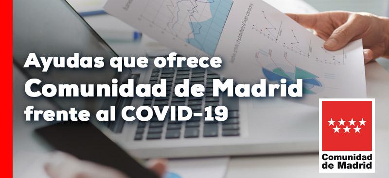 Línea de ayudas directas a autónomos y empresas en la Comunidad de Madrid.  - AECatering